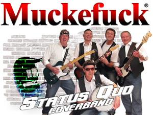 Logo Muckefuck Band Berlin